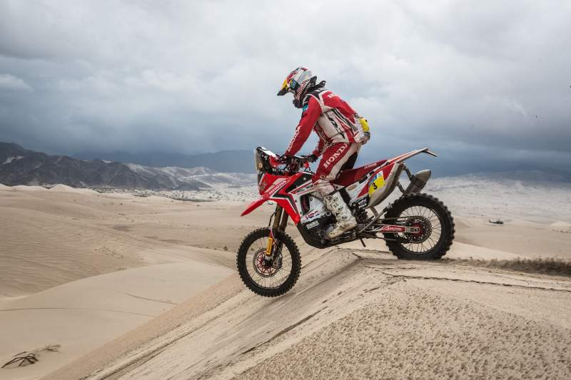 Hélder Rodrigues encerra Dakar 2013 com 4º lugar