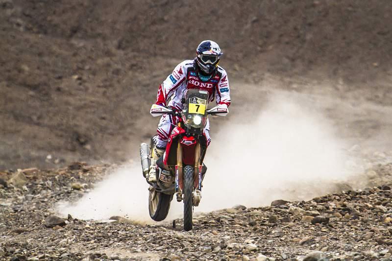 Hélder Rodrigues quer vencer Dakar2015