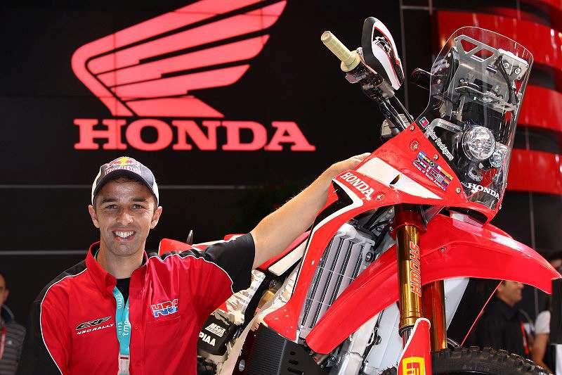 «Acredito que posso ganhar o Dakar»