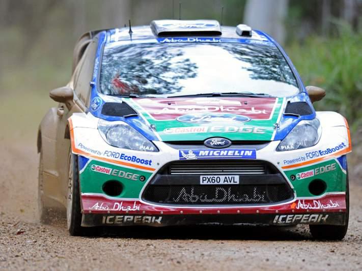 Rali dos Açores abre campeonato de 2012