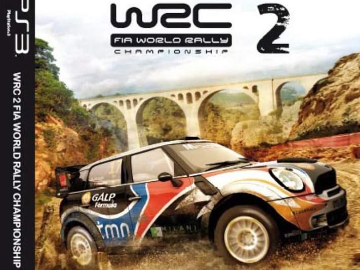 Armindo Araújo é a figura do novo WRC 2