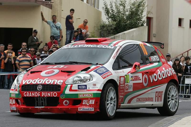 José Pedro Fontes vence Rali Vidreiro
