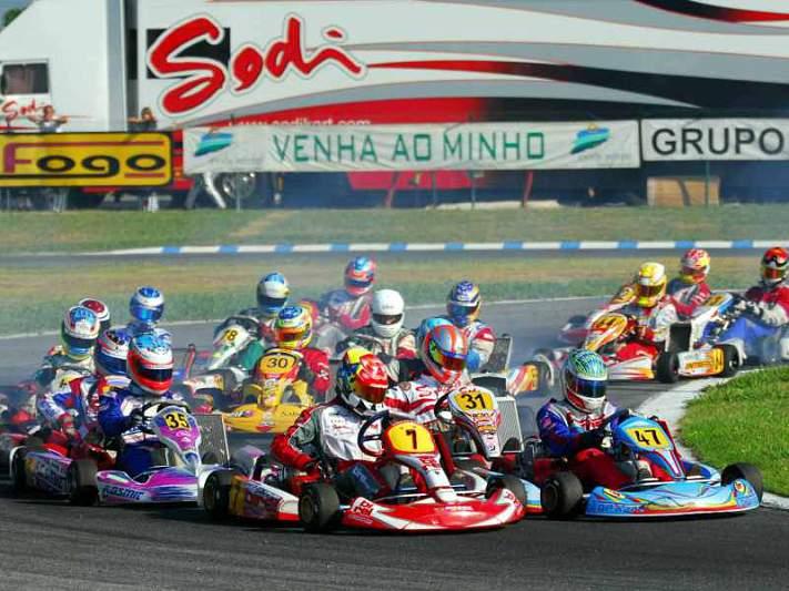 GP Angotruck adiado para domingo no Talatona