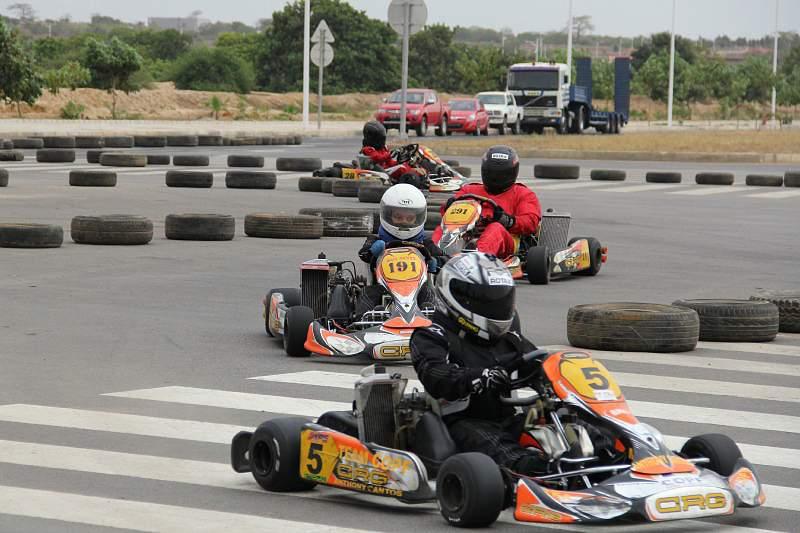 1º GP do torneio Karting de Luanda acontece este domingo