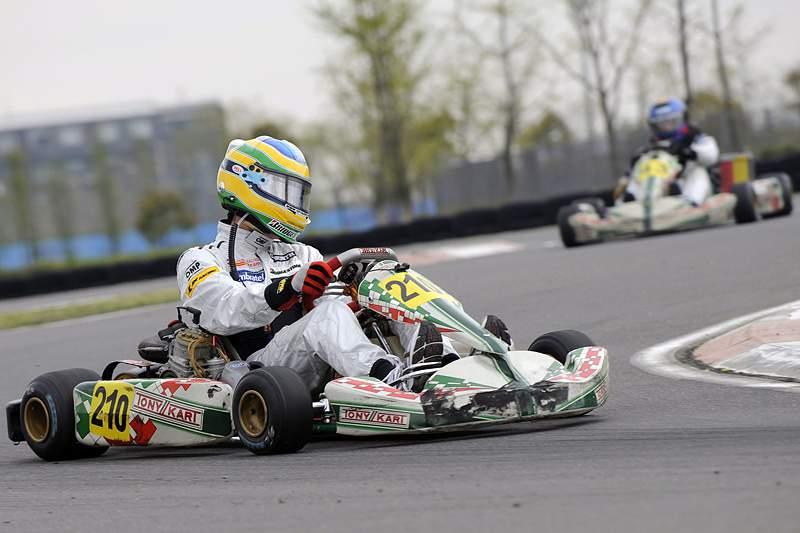 Mundial CIK-FIA de Karting regressa na próxima semana