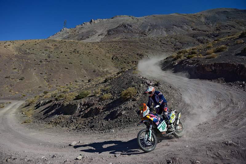 Kurt Caselli vence Desafio Ruta 40