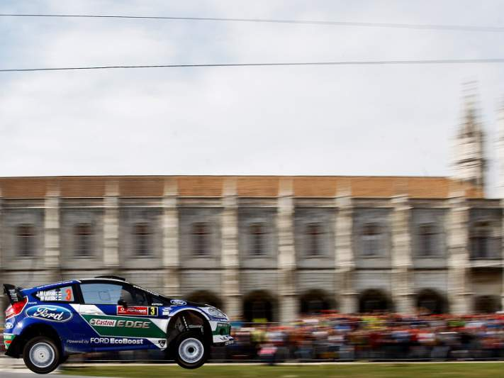 Rali de Portugal fecha com uma especial de 52,3 quilómetros