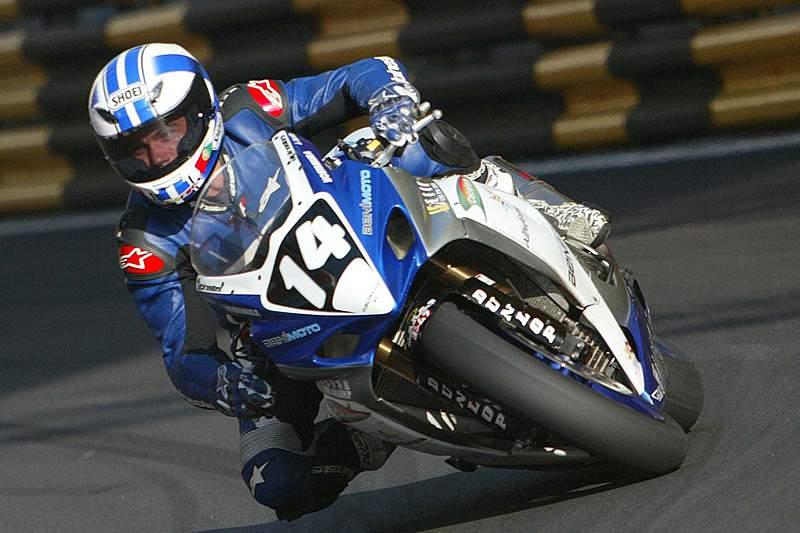 Desde 2005 que nenhum motociclista morria em Macau
