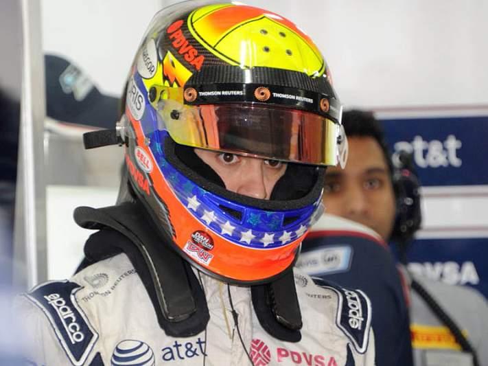 Pastor Maldonado penalizado com dois lugares e perda de pontos