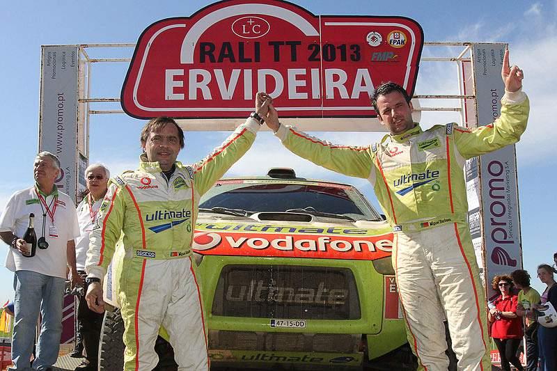 Miguel Barbosa e Luís Ferreira vencem prova