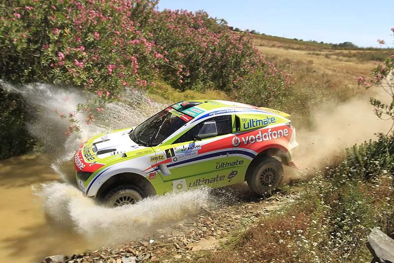Miguel Barbosa e António Maio vencem Baja TT Idanha-a-Nova