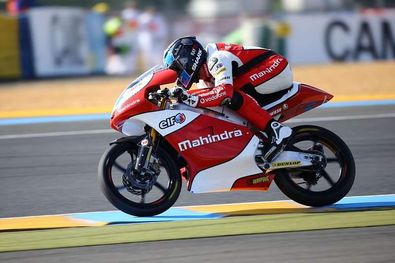 Chuva dificulta prestação de Miguel Oliveira em Le Mans