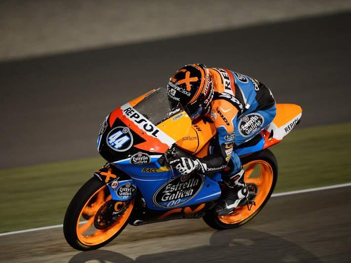 Miguel Oliveira no terceiro lugar da