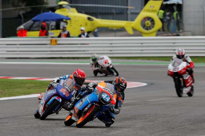 Miguel Oliveira sétimo em Moto3 no Grande Prémio do Japão