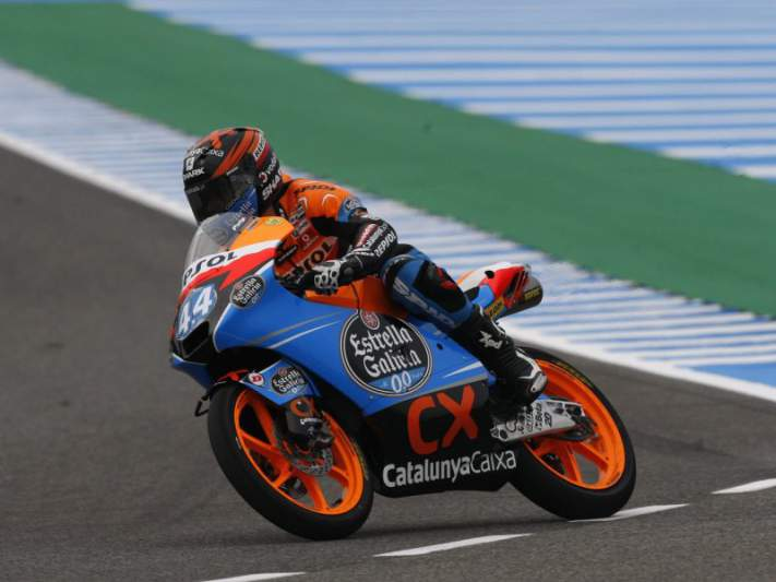 Miguel Oliveira parte do 8º lugar na Holanda