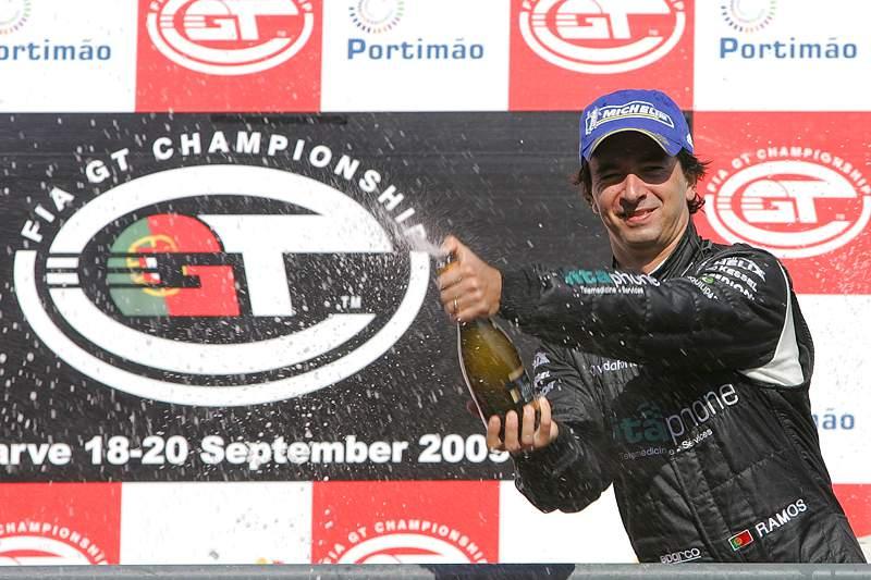 Miguel Ramos foi segundo na primeira corrida
