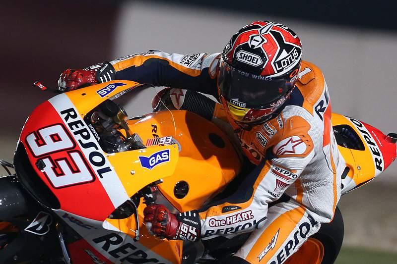 """Marc Marquez parte da """"pole position"""""""