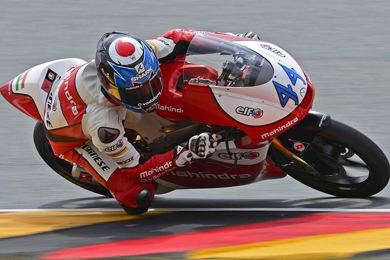 Miguel Oliveira apenas 13.º na segunda sessão de treinos livres em Brno