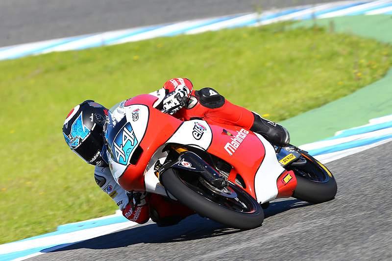Miguel Oliveira termina no quinto lugar