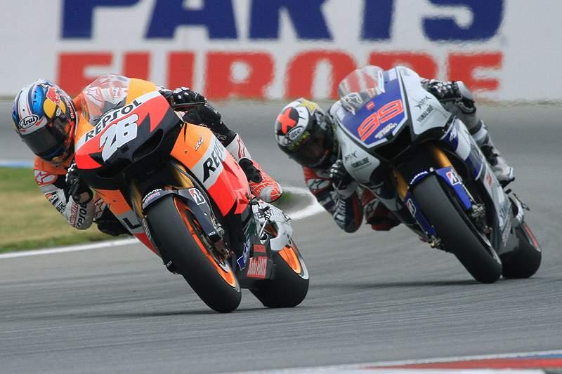 Lorenzo e Pedrosa favoritos ao título de 2013