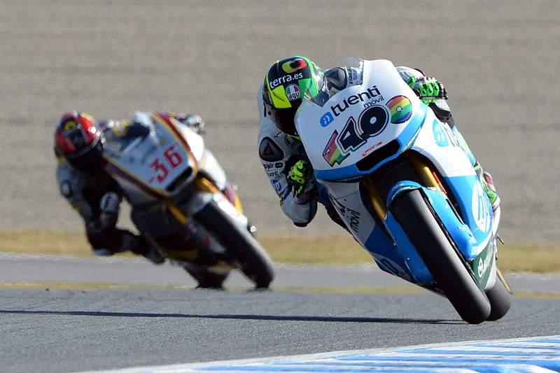 Pol Espargaró sagra-se campeão mundial de Moto2