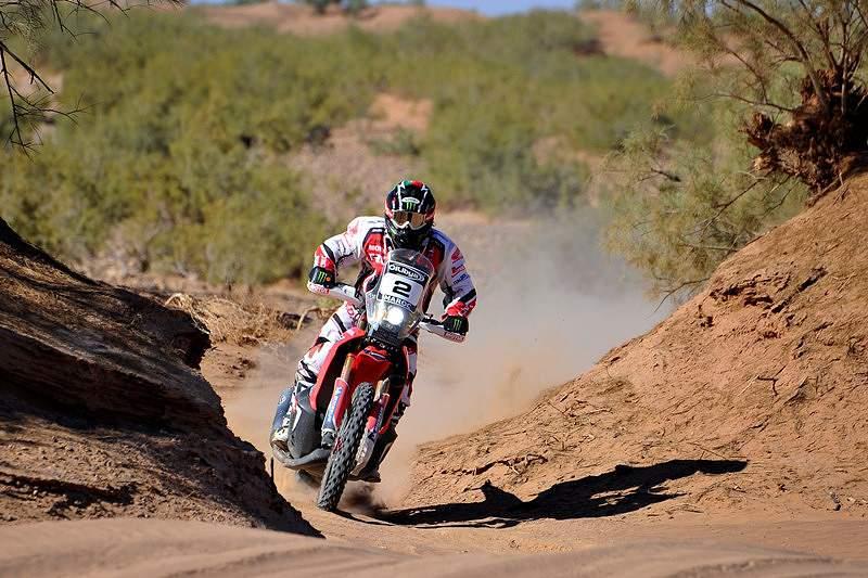 Paulo Gonçalves bate Coma e vence Abu Dhabi Desert Challenge