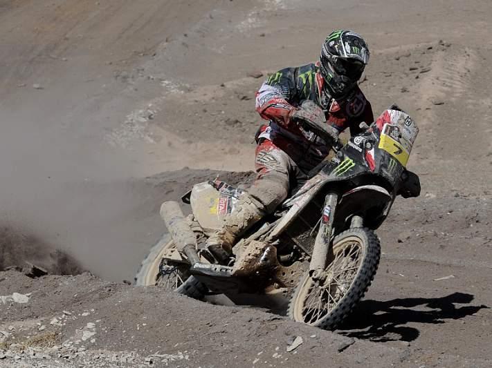 Paulo Gonçalves sobe ao segundo posto