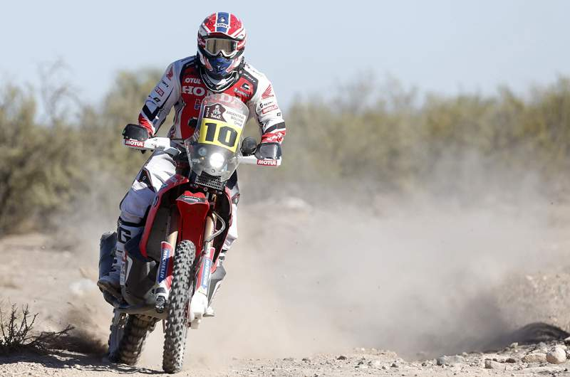 Paulo Gonçalves vence quarta etapa no Qatar