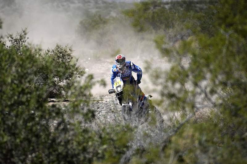 Pedrero Garcia bate concorrência e vence primeira etapa no Dakar
