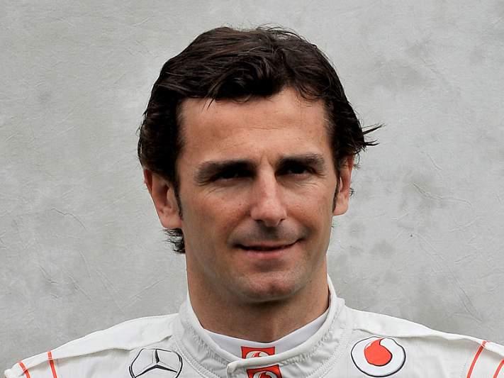 Pedro de la Rosa substitui Rubens Barrichello