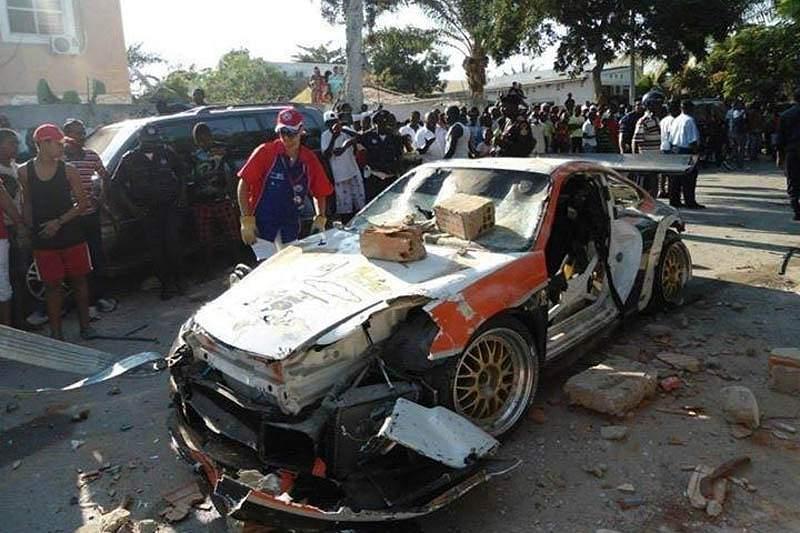 Federação angolana critica agressões a piloto português