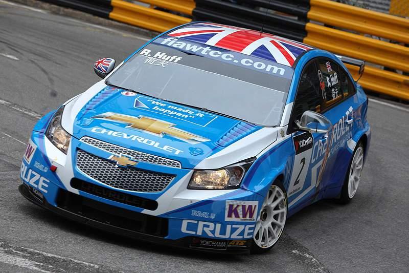Chevrolet domina na despedida oficial do WTCC