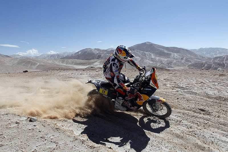 Ruben Faria termina Dakar na segunda posição