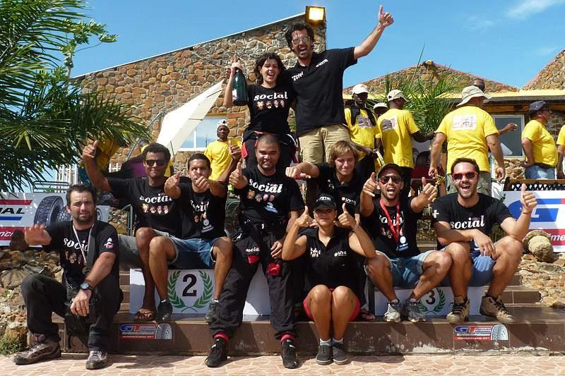 Social Team sagrou-se campeão nacional no Rally do Sumbe