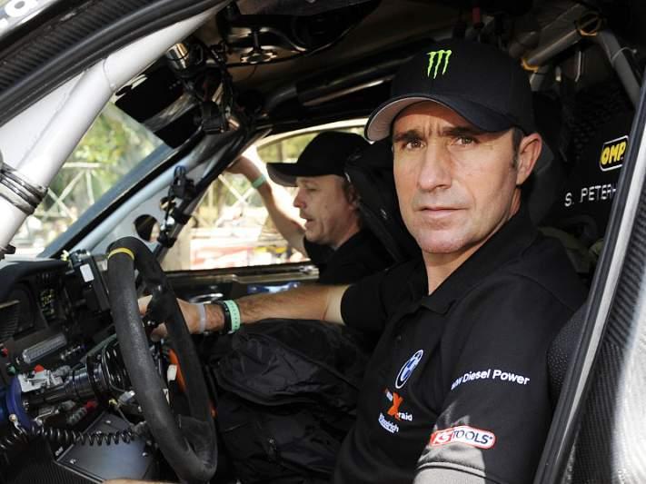 «O Dakar é uma verdadeira aventura»