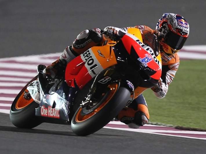 Casey Stoner vence GP de Espanha