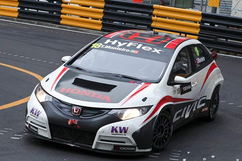 Tiago Monteiro confirmado na Honda em 2014