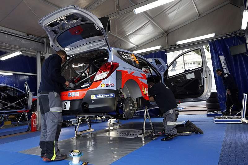 Hyundai vai apresentar-se com três carros no rali de Portugal