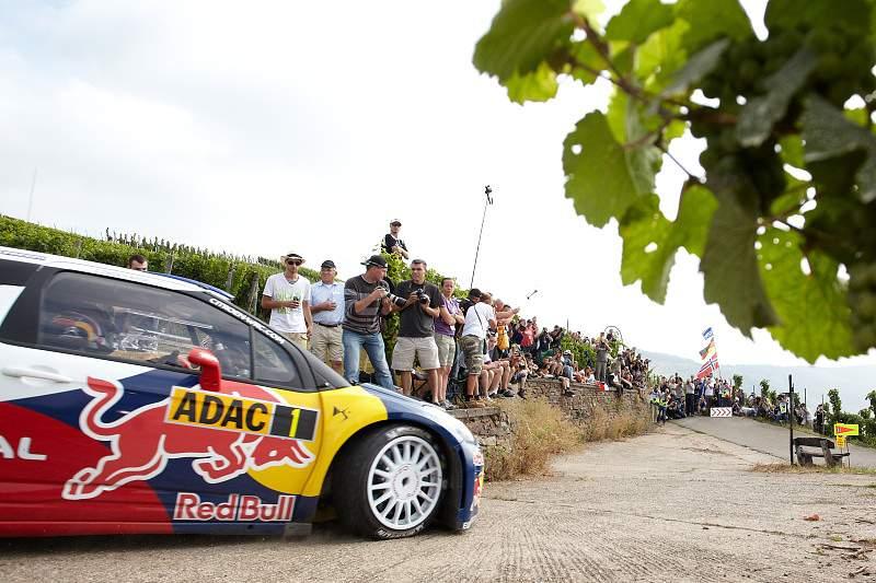 Loeb aumenta liderança no Rali de Espanha