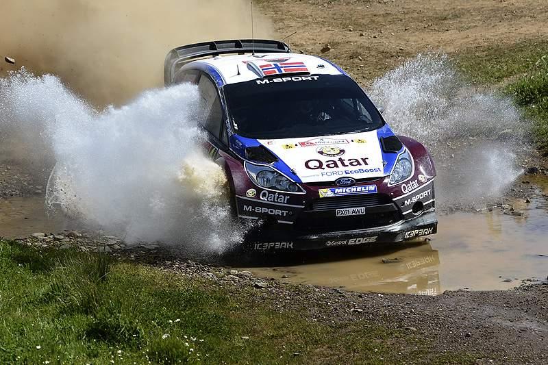 Ostberg vence 15.ª especial com os principais pilotos a poupar pneu