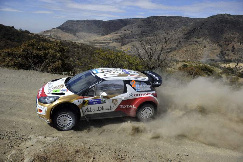 WRC Fafe Rally Sprint de 2013 com 29 inscritos