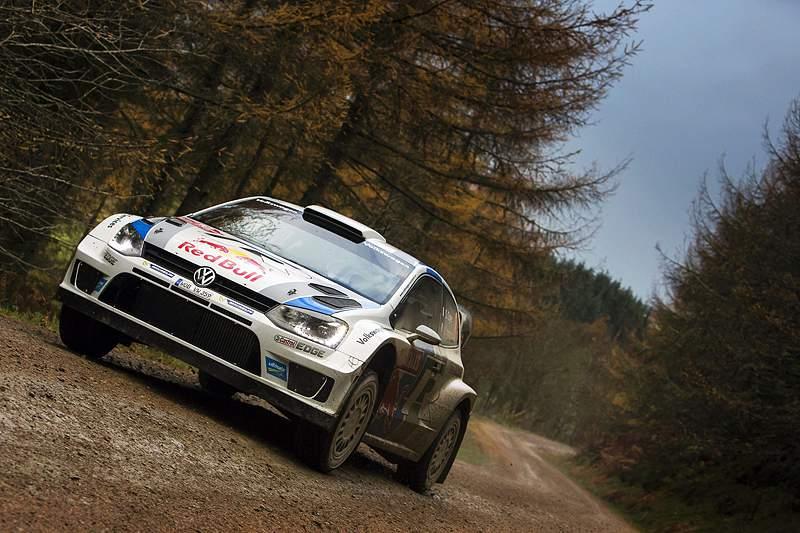 Ogier e Latvala prosseguem domínio da Volkswagen