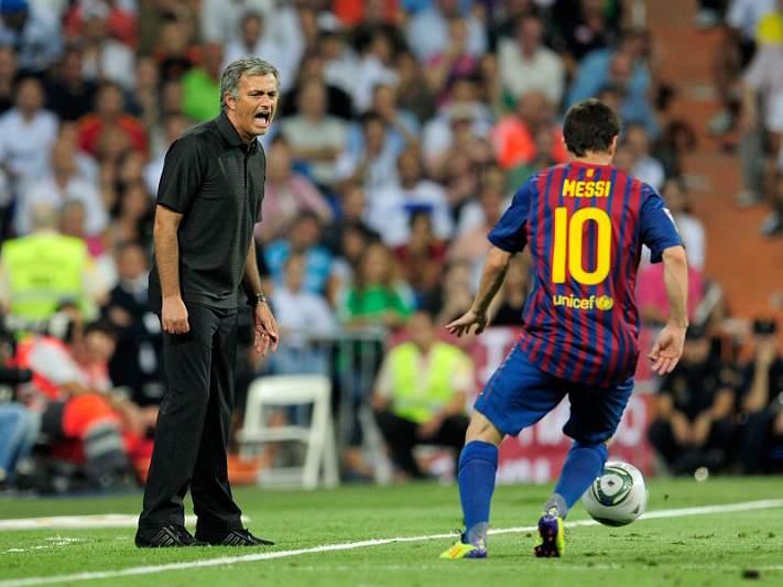 «O azar do Real é o Barcelona»
