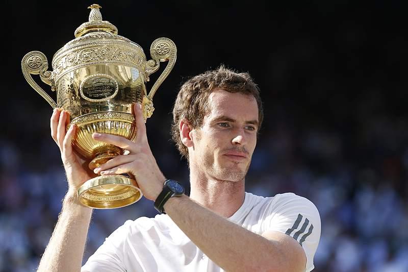Um dia histórico para Andy Murray
