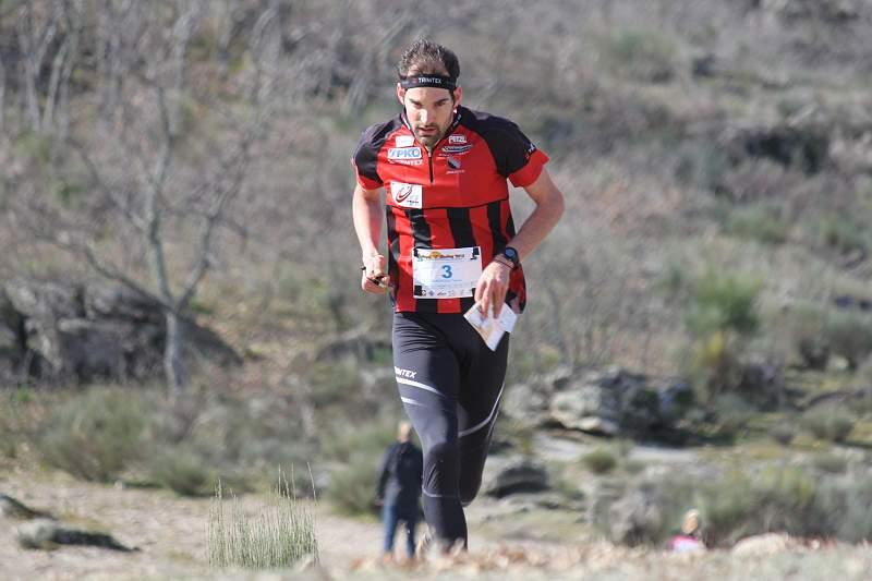 Thierry Gueorgiou impôs-se facilmente à concorrência