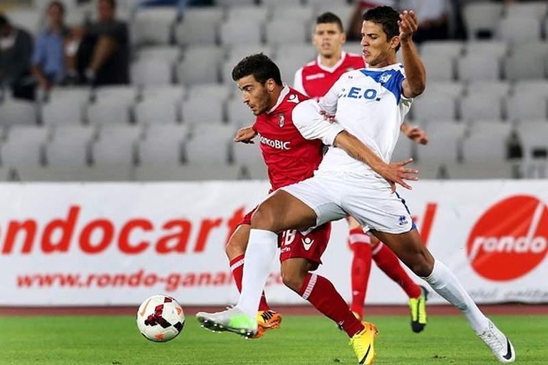 Pandurii vence antes da visita a Braga
