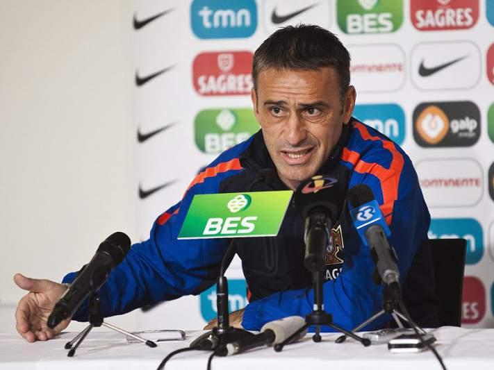 Paulo Bento anuncia convocados