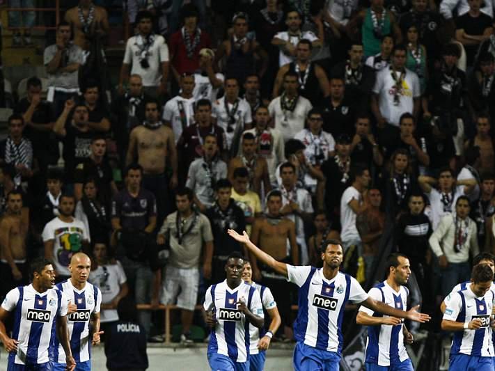 FC Porto é o grande favorito da 4ª ronda