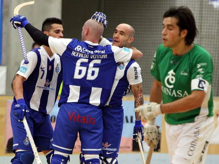 FC Porto goleia Infante Sagres