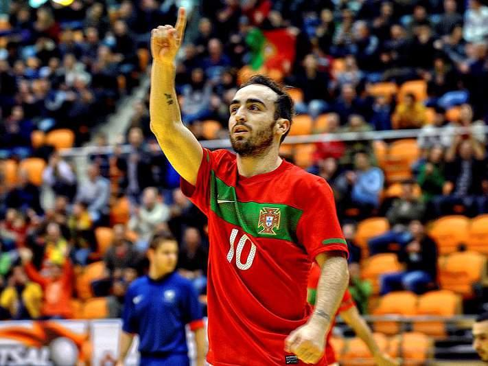 Portugal vence pela primeira vez a Itália